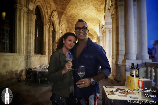foto Evento Wine Embassy – Cavazza@Basilica Palladiana 31 Ago 10