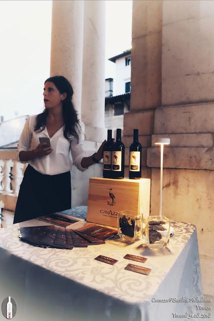 foto Evento Wine Embassy – Cavazza@Basilica Palladiana 31 Ago 11