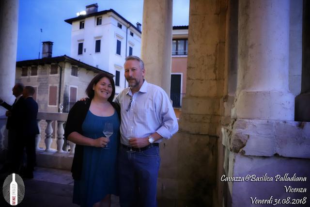 foto Evento Wine Embassy – Cavazza@Basilica Palladiana 31 Ago 12