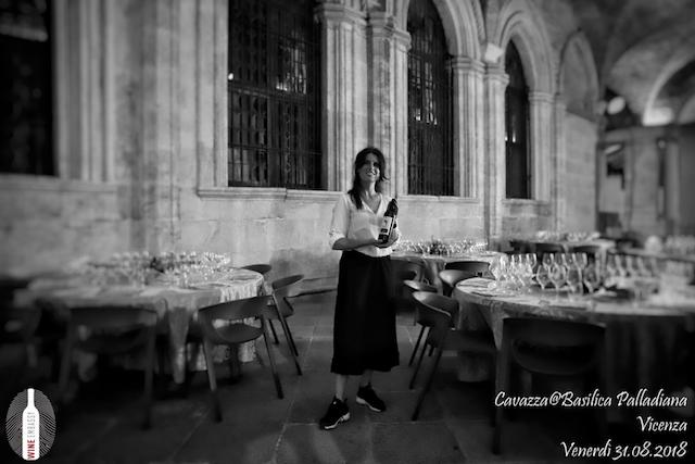 foto Evento Wine Embassy – Cavazza@Basilica Palladiana 31 Ago 13