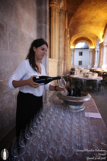 foto Evento Wine Embassy – Cavazza@Basilica Palladiana 31 Ago 15