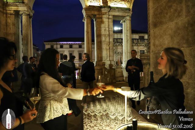 foto Evento Wine Embassy – Cavazza@Basilica Palladiana 31 Ago 16