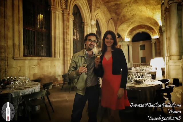 foto Evento Wine Embassy – Cavazza@Basilica Palladiana 31 Ago 17