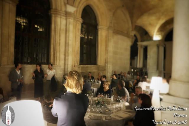 foto Evento Wine Embassy – Cavazza@Basilica Palladiana 31 Ago 18-1