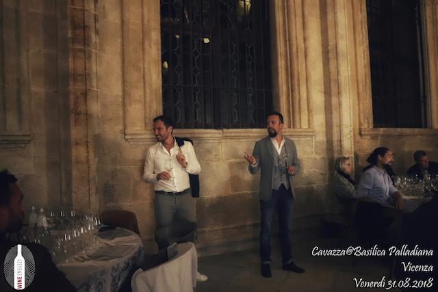 foto Evento Wine Embassy – Cavazza@Basilica Palladiana 31 Ago 18