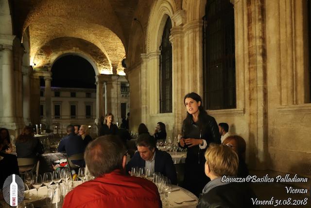 foto Evento Wine Embassy – Cavazza@Basilica Palladiana 31 Ago 19