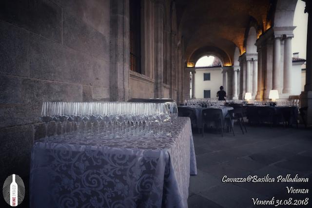 foto Evento Wine Embassy – Cavazza@Basilica Palladiana 31 Ago 2