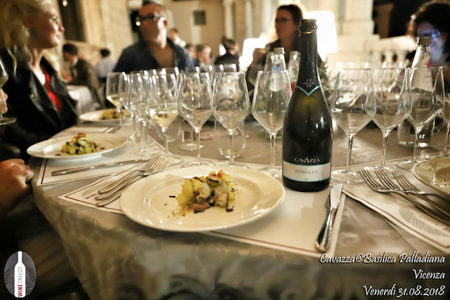 foto Evento Wine Embassy – Cavazza@Basilica Palladiana 31 Ago 20