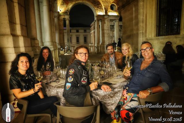 foto Evento Wine Embassy – Cavazza@Basilica Palladiana 31 Ago 21