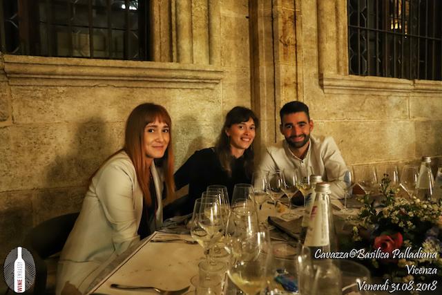 foto Evento Wine Embassy – Cavazza@Basilica Palladiana 31 Ago 22