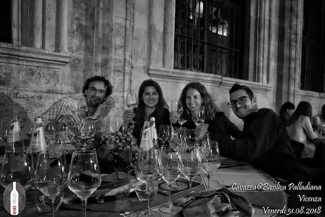 foto Evento Wine Embassy – Cavazza@Basilica Palladiana 31 Ago 23