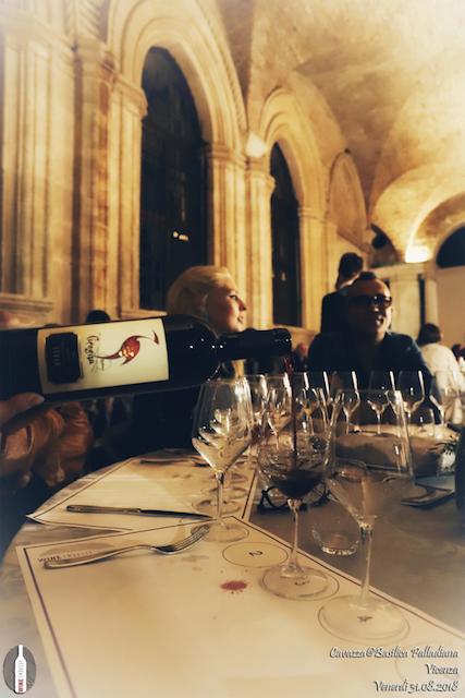 foto Evento Wine Embassy – Cavazza@Basilica Palladiana 31 Ago 25