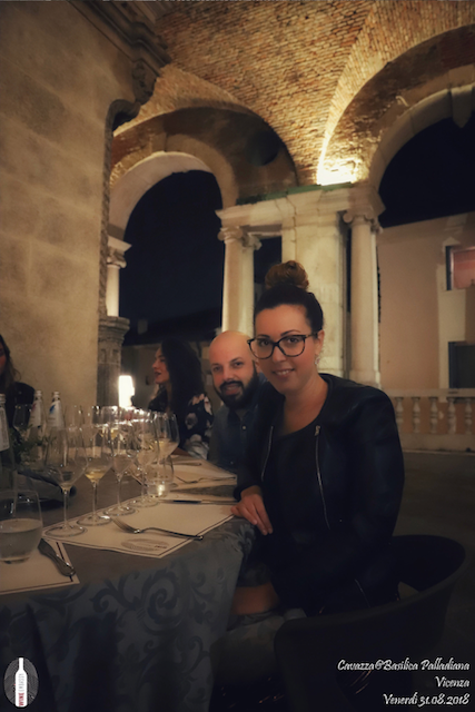 foto Evento Wine Embassy – Cavazza@Basilica Palladiana 31 Ago 27