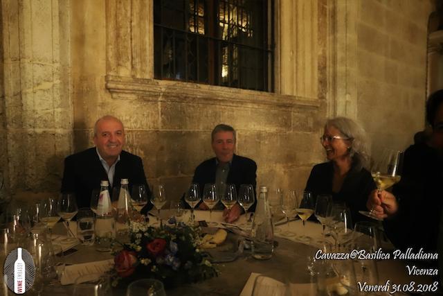 foto Evento Wine Embassy – Cavazza@Basilica Palladiana 31 Ago 28
