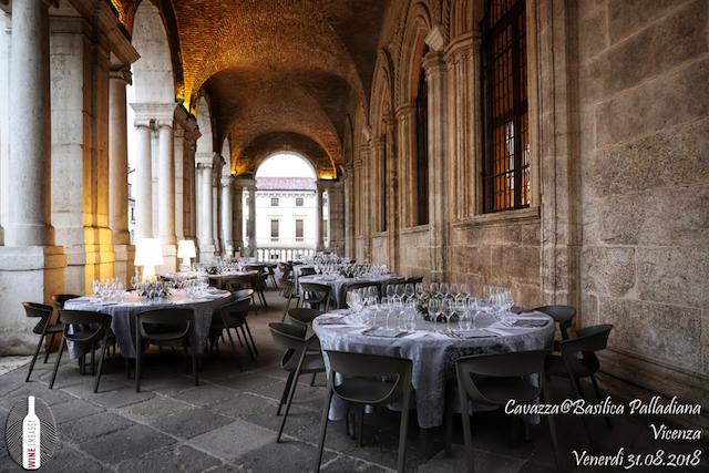 foto Evento Wine Embassy – Cavazza@Basilica Palladiana 31 Ago 3