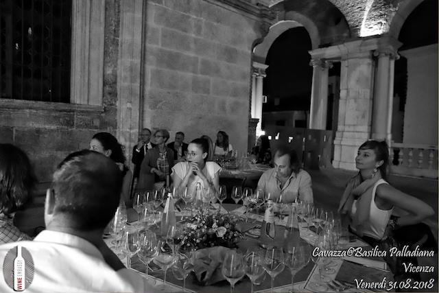foto Evento Wine Embassy – Cavazza@Basilica Palladiana 31 Ago 30