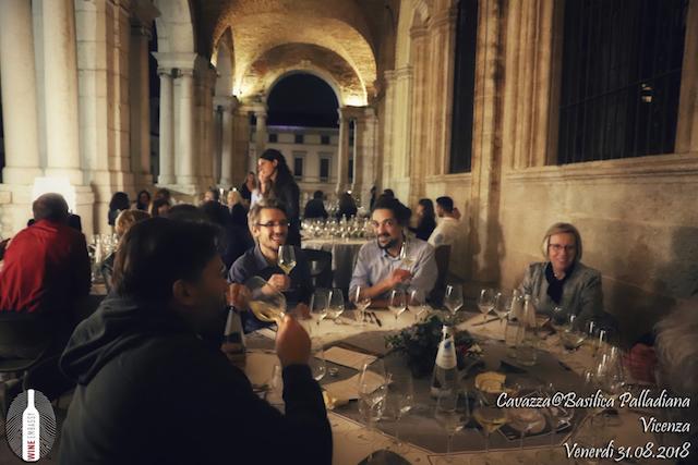 foto Evento Wine Embassy – Cavazza@Basilica Palladiana 31 Ago 31