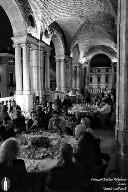 foto Evento Wine Embassy – Cavazza@Basilica Palladiana 31 Ago 33