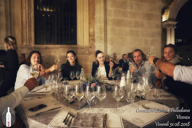 foto Evento Wine Embassy – Cavazza@Basilica Palladiana 31 Ago 35