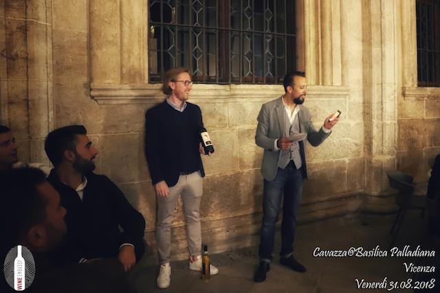foto Evento Wine Embassy – Cavazza@Basilica Palladiana 31 Ago 36