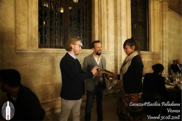 foto Evento Wine Embassy – Cavazza@Basilica Palladiana 31 Ago 37