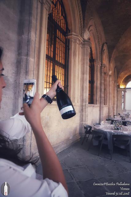 foto Evento Wine Embassy – Cavazza@Basilica Palladiana 31 Ago 4