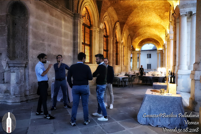 foto Evento Wine Embassy – Cavazza@Basilica Palladiana 31 Ago 7