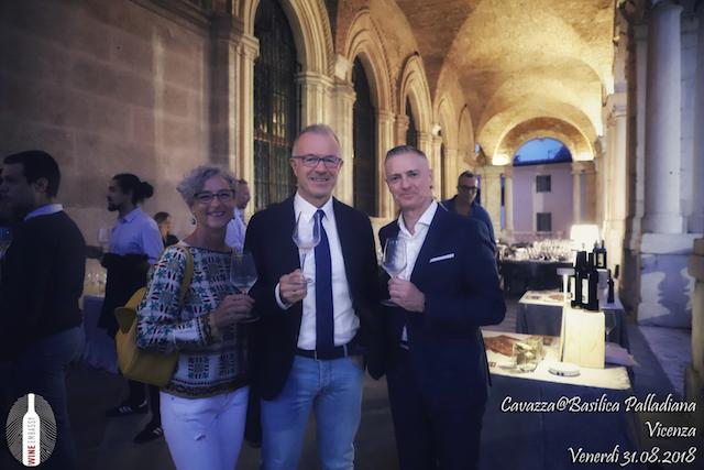 foto Evento Wine Embassy – Cavazza@Basilica Palladiana 31 Ago 8