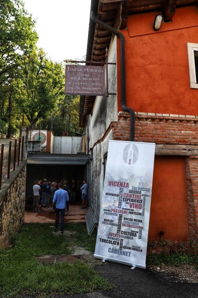 foto Evento Wine Embassy – Vendemmia Maraveja 15 sett. 12