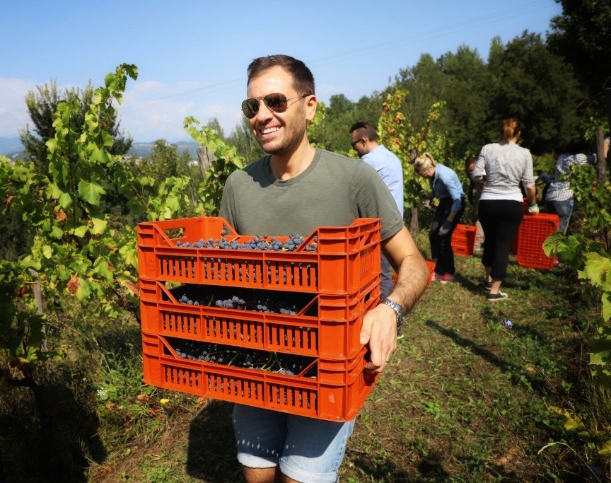 foto Evento Wine Embassy – Vendemmia Maraveja 15 sett. 46