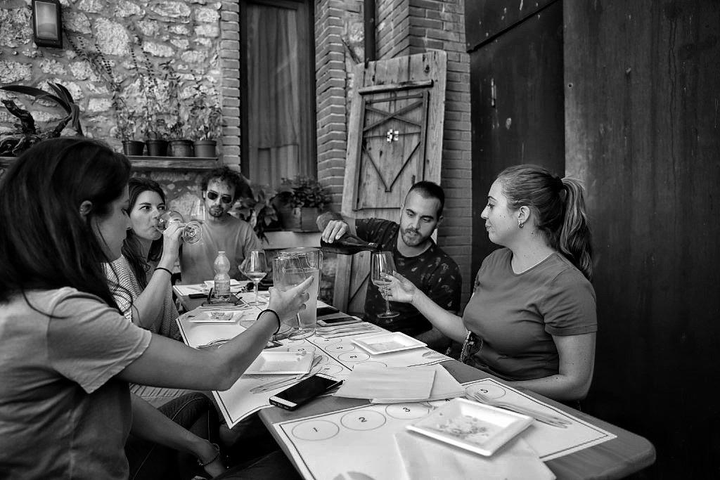 foto Evento Wine Embassy – Vendemmia Maraveja 15 sett. 60