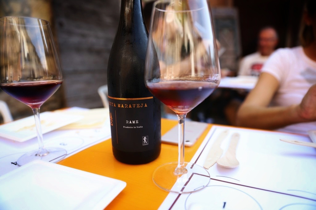 foto Evento Wine Embassy – Vendemmia Maraveja 15 sett. 66