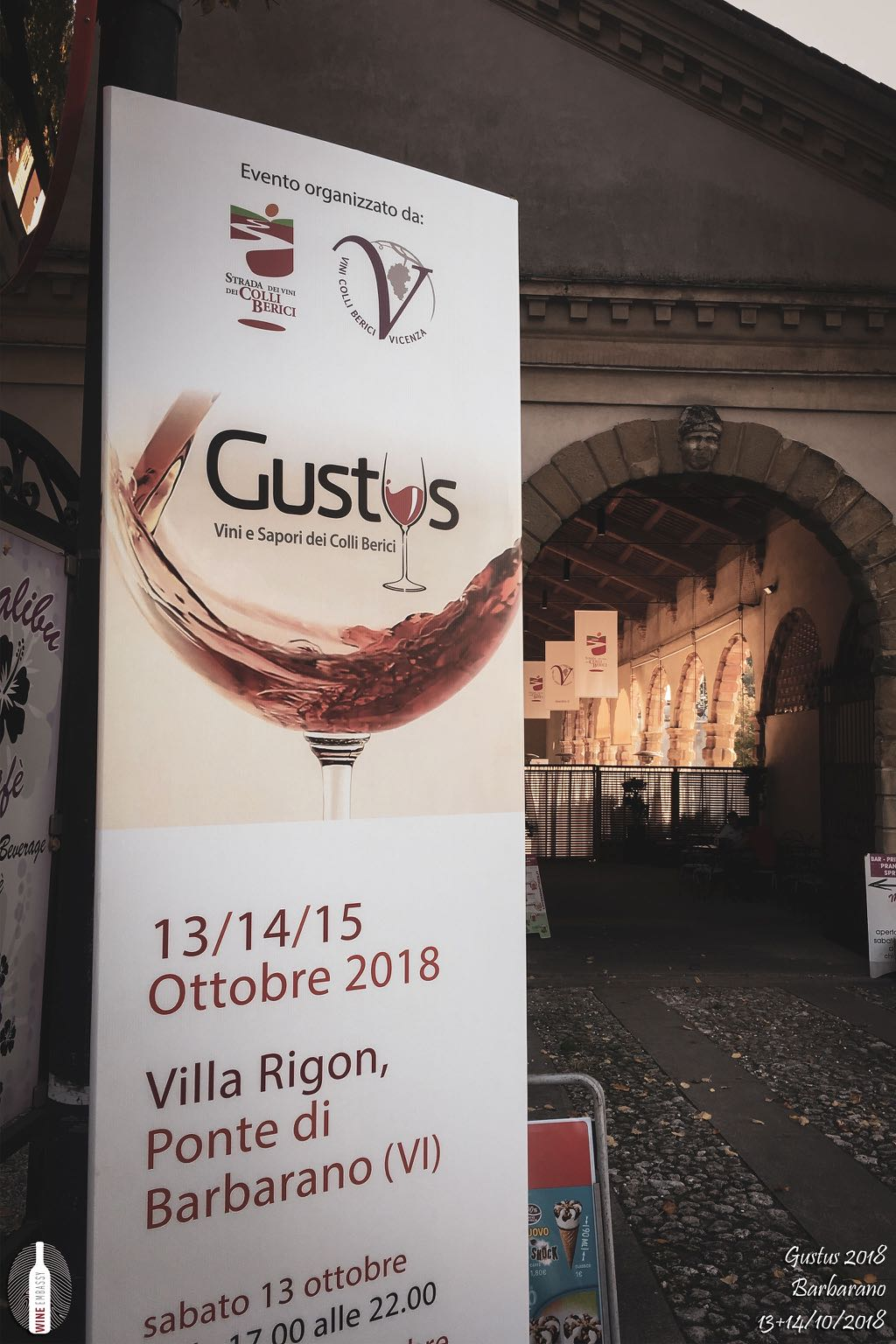 foto Evento Wine Embassy – Gustus 2018 1
