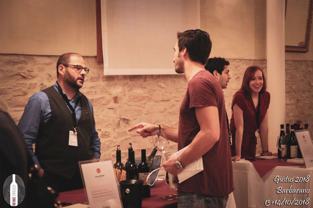 foto Evento Wine Embassy – Gustus 2018 13
