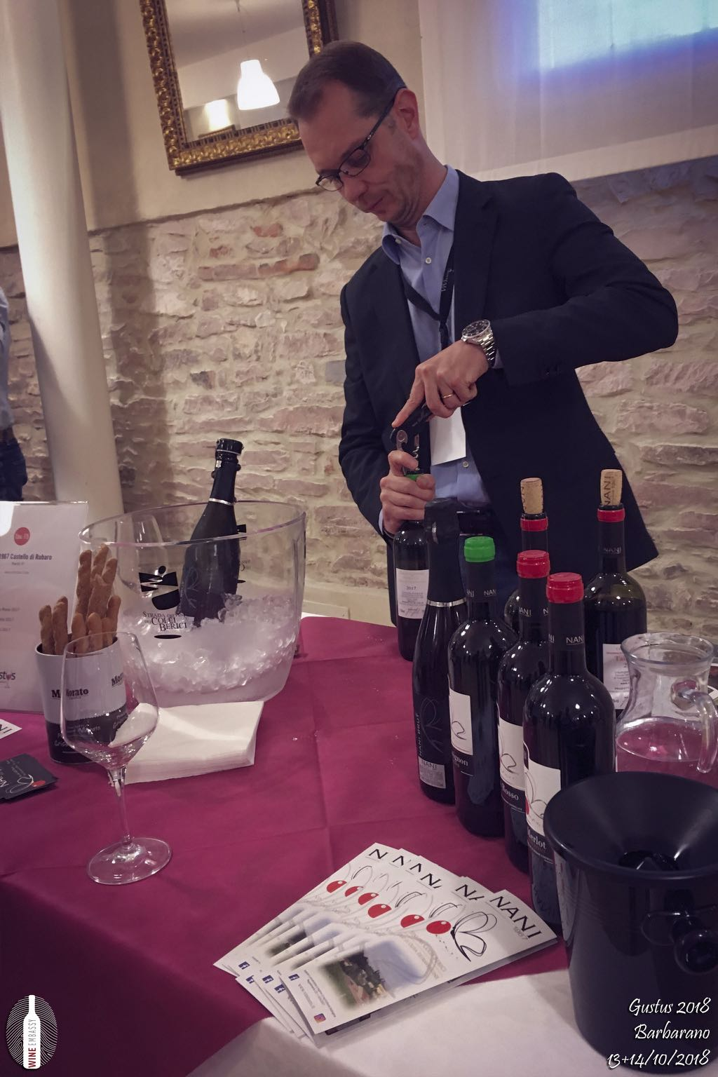 foto Evento Wine Embassy – Gustus 2018 14