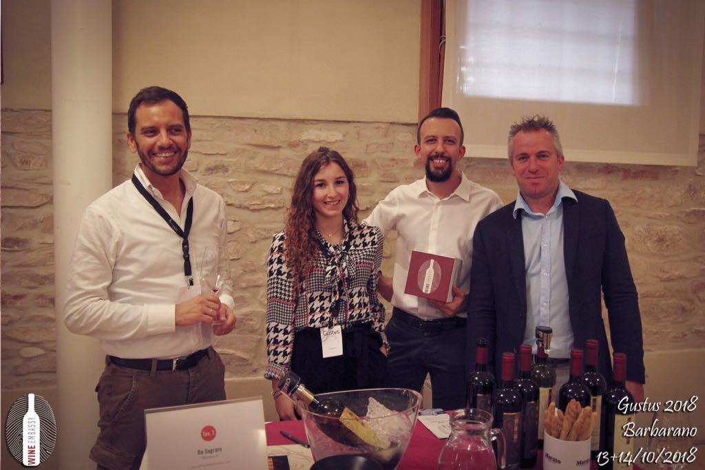 foto Evento Wine Embassy – Gustus 2018 15