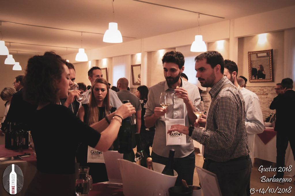 foto Evento Wine Embassy – Gustus 2018 17
