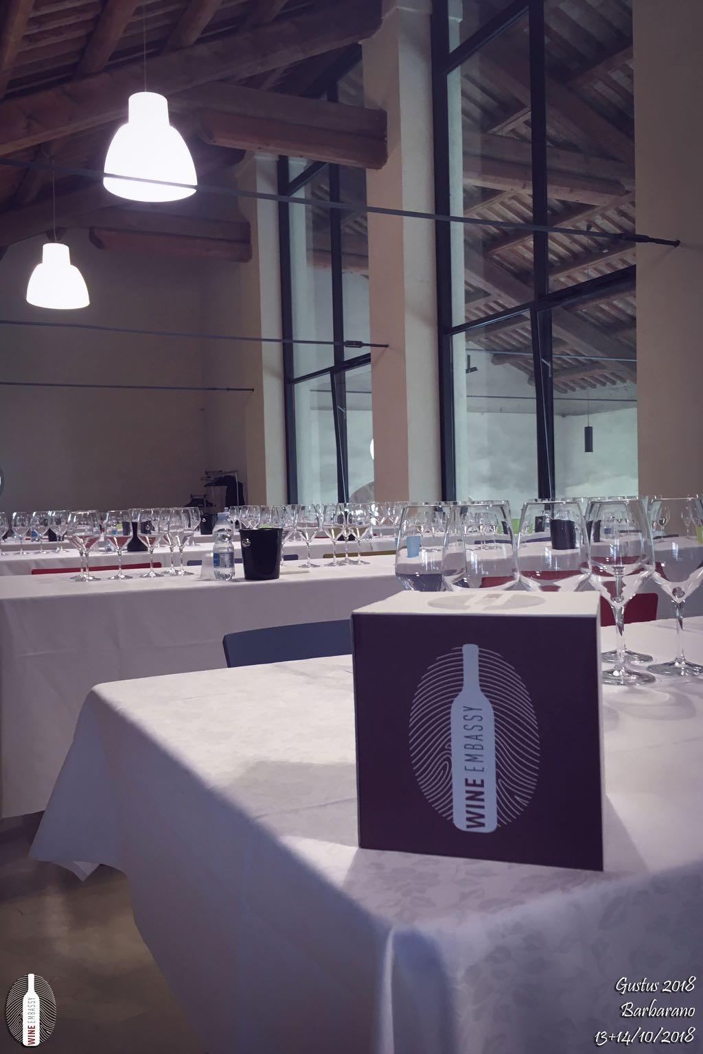 foto Evento Wine Embassy – Gustus 2018 18