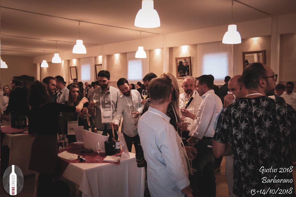 foto Evento Wine Embassy – Gustus 2018 19