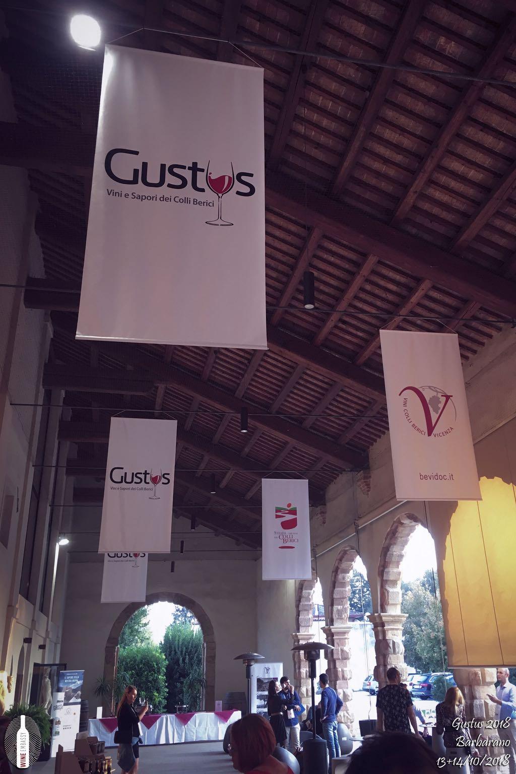 foto Evento Wine Embassy – Gustus 2018 2