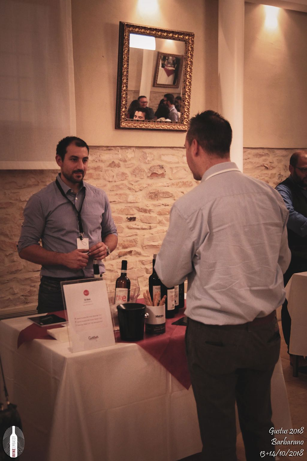 foto Evento Wine Embassy – Gustus 2018 22