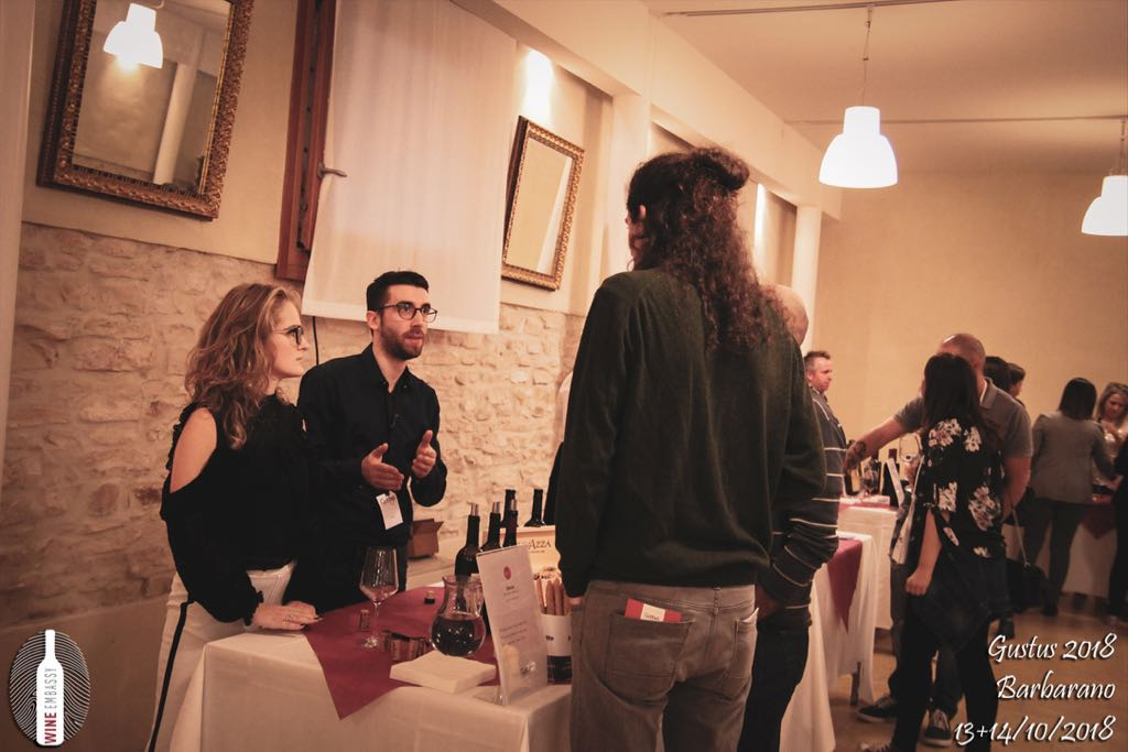 foto Evento Wine Embassy – Gustus 2018 3