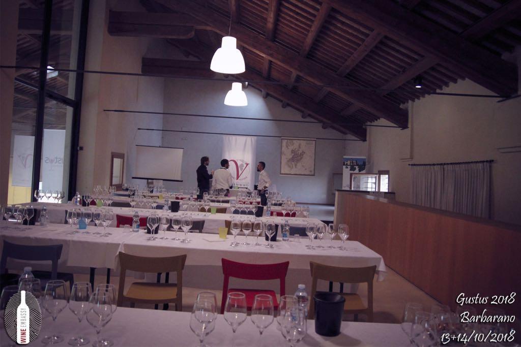 foto Evento Wine Embassy – Gustus 2018 9