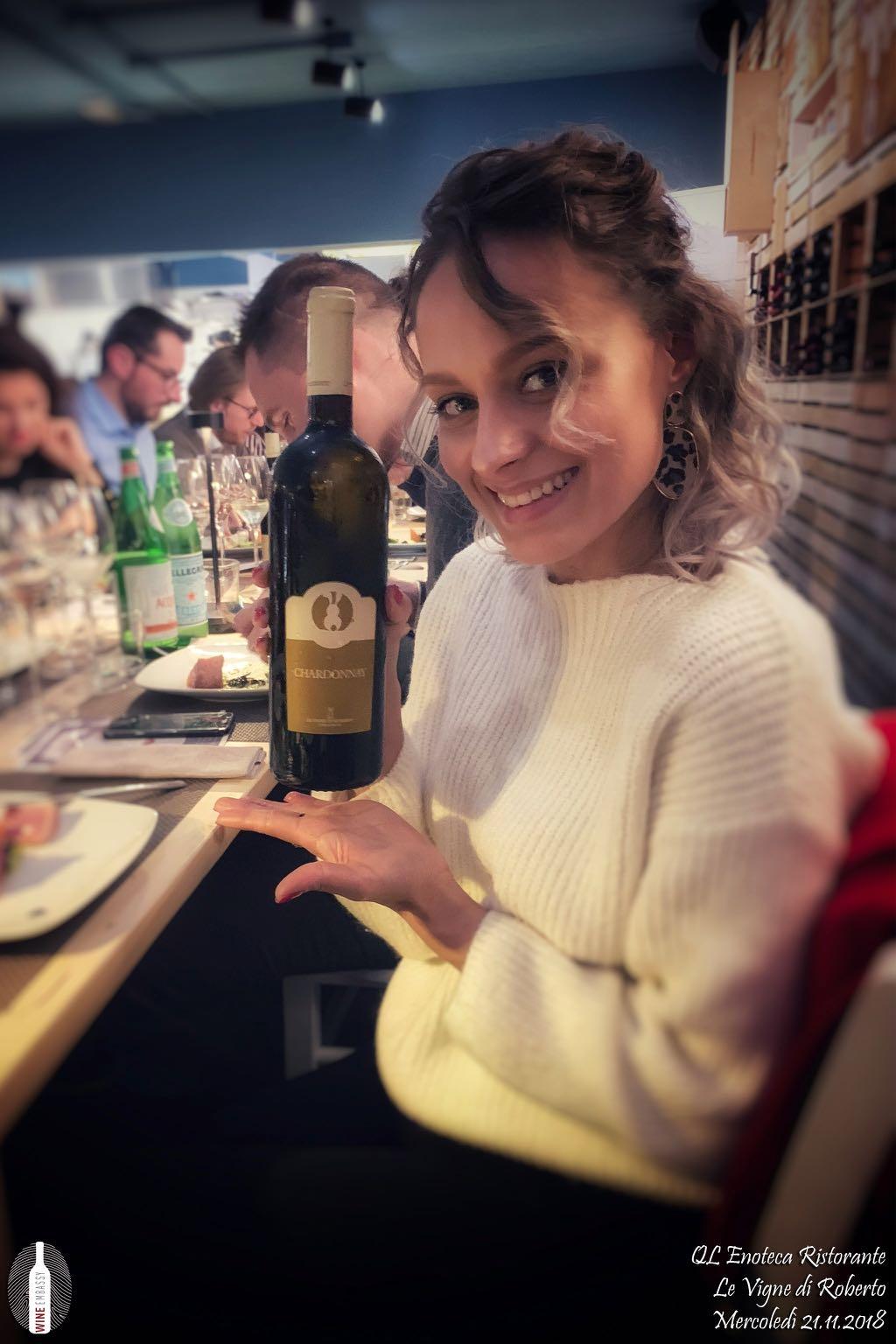 foto Evento Wine Embassy – Qle Vigne di Roberto Novembre 2018 1