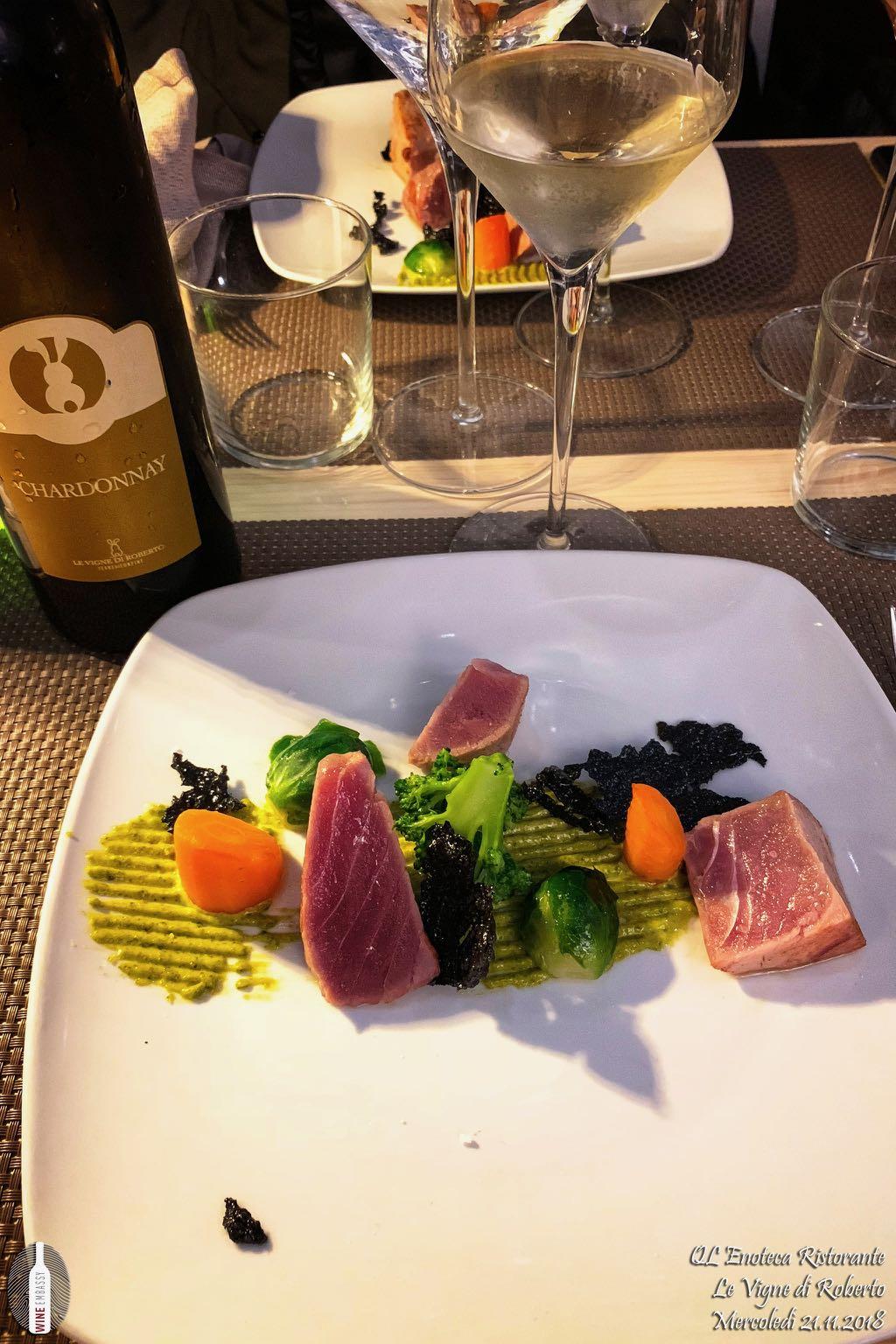 foto Evento Wine Embassy – Qle Vigne di Roberto Novembre 2018 10