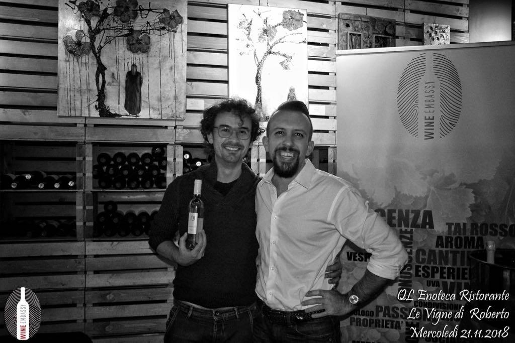 foto Evento Wine Embassy – Qle Vigne di Roberto Novembre 2018 16