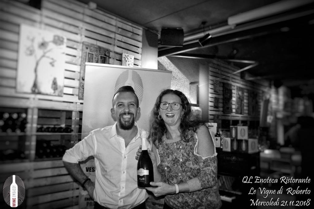 foto Evento Wine Embassy – Qle Vigne di Roberto Novembre 2018 17
