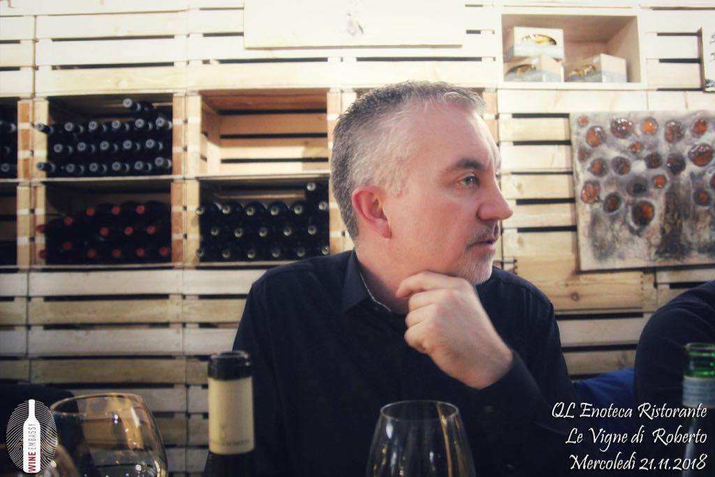 foto Evento Wine Embassy – Qle Vigne di Roberto Novembre 2018 23