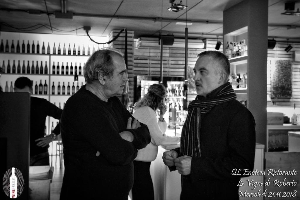 foto Evento Wine Embassy – Qle Vigne di Roberto Novembre 2018 24