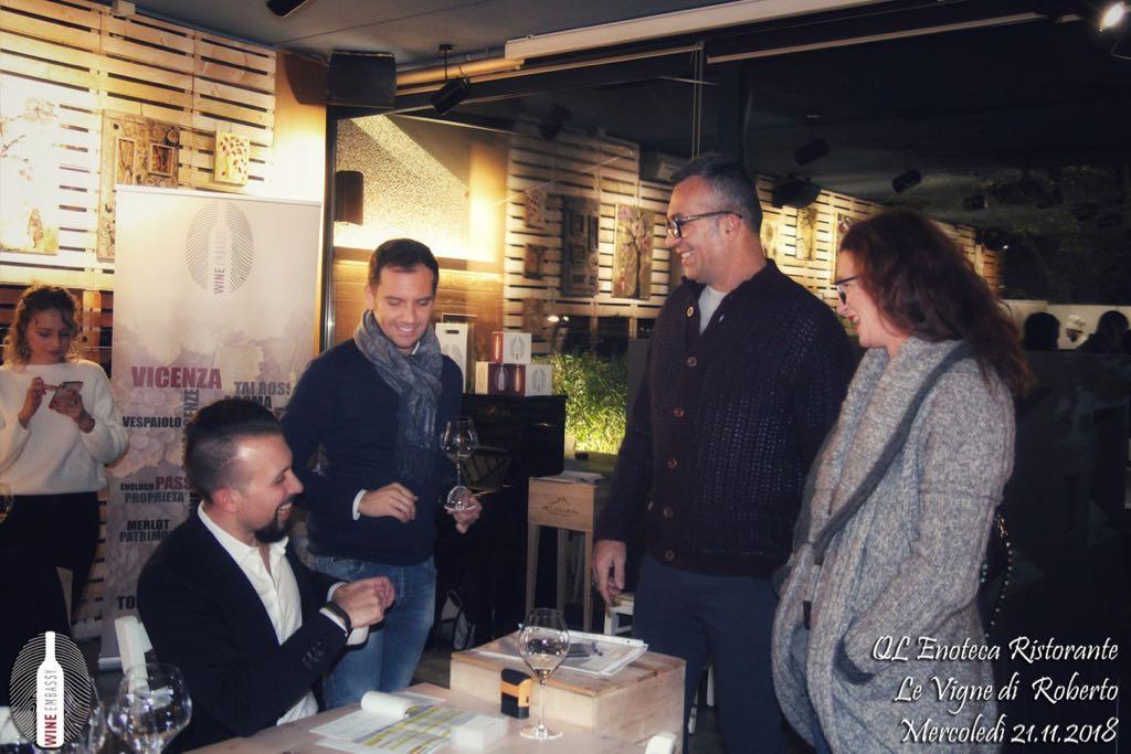 foto Evento Wine Embassy – Qle Vigne di Roberto Novembre 2018 25
